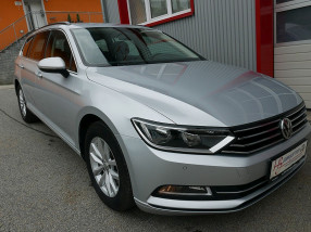 VW Passat Variant Comfortline 2,0 TDI DSG *NAVI*ACC*Standheizung*PDC vo/hi* bei BM || KFZ Baumgartner in