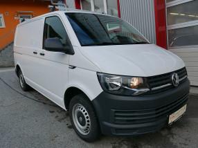 VW T6 Transporter 2,0 TDi Neumodell 3-Sitzer *Sitzheizung*KLIMA*PDC hinten* bei BM || KFZ Baumgartner in
