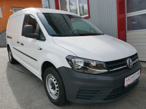 VW Caddy Maxi 2,0 TDI Neumodell *Sitzheizung*Klima*PDC hinten* bei BM || KFZ Baumgartner in