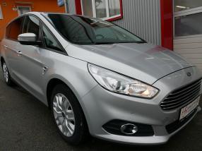 Ford S-MAX Neumodell 2.0 TDCi *NAVI*Tempomat*Spurhalteassistent*PDC vo/hi* bei BM || KFZ Baumgartner in