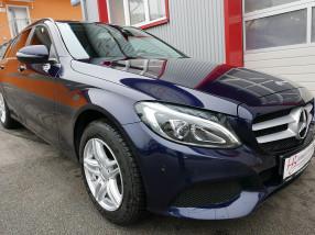Mercedes-Benz C 200 2,2CDI Aut. *LED*NAVI*AHK*Sitzheizung*Tempomat*8-Fach* bei BM || KFZ Baumgartner in