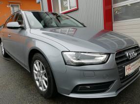Audi A4 Avant 2,0 TDI *XENON*NAVI*AHK*Tempomat*PDC* bei BM || KFZ Baumgartner in