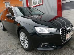 Audi A4 Avant 2,0 TDI Design S-tronic *XENON*NAVI*Virtual Cockpit*ACC*Elektr.Heckklappe* bei BM || KFZ Baumgartner in