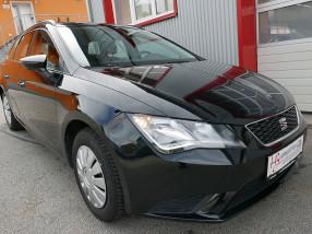 Seat Leon ST 1,6 TDI *NAVI*AHK*KLIMA*PDC hinten* bei BM || KFZ Baumgartner in