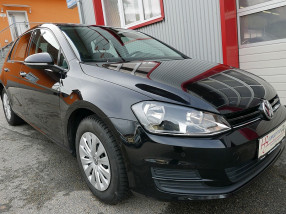 VW Golf VII 5-türig 1,6 TDI *NAVI*ACC*Parklenkassistent*PDC* bei BM || KFZ Baumgartner in