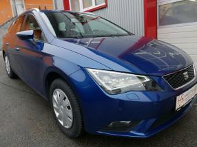 Seat Leon ST Style 1,6 TDI DSG *LED*NAVI*AHK*PDC*Fernlichtassistent* bei BM || KFZ Baumgartner in
