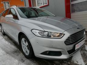 Ford Mondeo Traveller 2,0 TDCi Aut. *NAVI*AHK*PDC*Rückfahrkamera*Tempomat* Trend bei BM || KFZ Baumgartner in