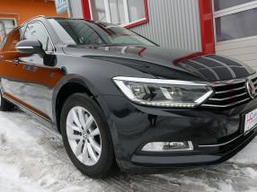VW Passat Variant CL 2,0 TDI DSG *LED*NAVI*ACC*Sitzheizung*PDC* bei BM || KFZ Baumgartner in