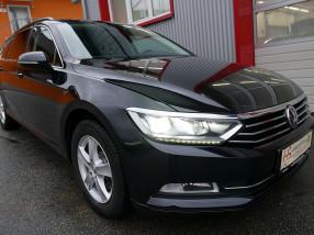 VW Passat Variant CL 2,0TDI DSG *LED*NAVI*ACC*Parklenkassistent*PDC*Getönte Scheiben* bei BM || KFZ Baumgartner in